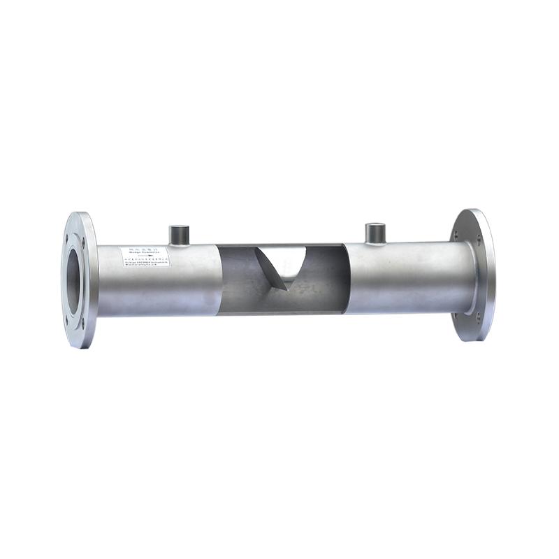 Wedge-Shaped Flow Meter